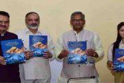 सर्वे ऑफ इण्डिया की पुस्तक 'ग्लिम्पसैस ऑफ सर्वे ऑफ इण्डिया-कवरिंग 250 इयर्स' पर चर्चा
