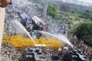 किसान आन्दोलन का दूसरा दिन और हिन्दी अखबार